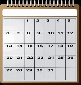 отпуск 28 календарных дней или рабочих