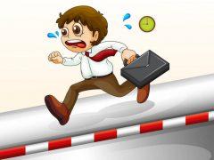 Как зафиксировать опоздание сотрудника на рабочее место