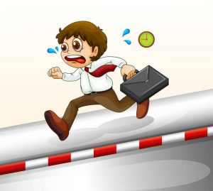 Как фиксировать опоздание сотрудника