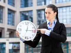 Как пишется объяснительная по поводу опоздания