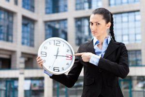 Как написать объяснительную опоздание на работу