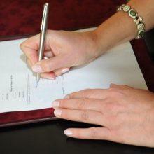 Условия внесения изменений в брачный договор