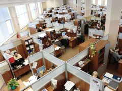 Требования к рабочему месту в офисных помещениях (СанПиН)