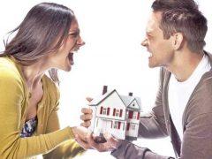Раздел ипотечной квартиры при разводе: что делать и как быть