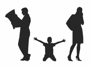 Как при разводе оставить ребёнка с отцом