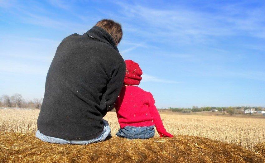 Заявление об установлении отцовства