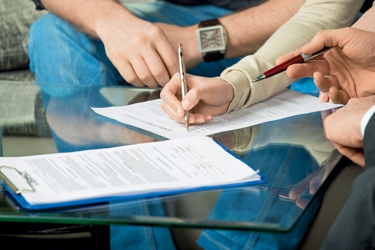 Расписка в получении денежных средств за квартиру