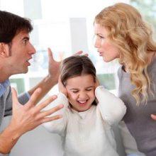 Общение с ребёнком после развода
