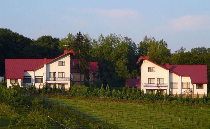 раздел дома и земли