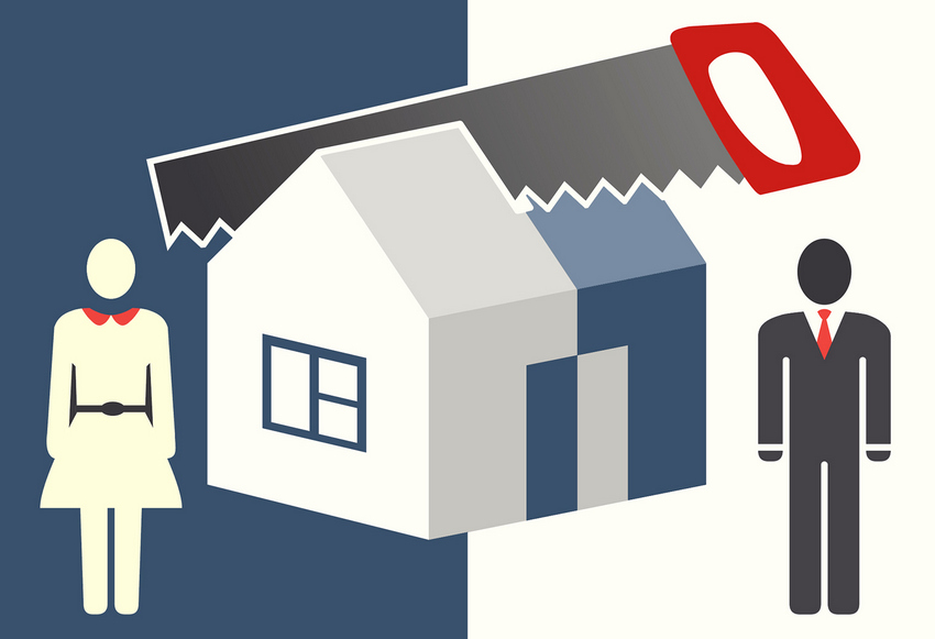 Раздел квартиры в ипотеке